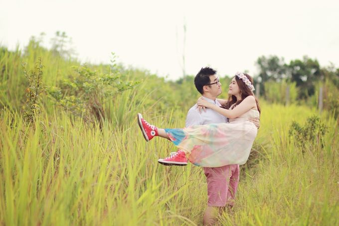 David & Vivi Prewed  and stopmotion by Phico photography - 003