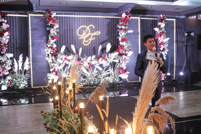 MC Wedding Intimate Suasana Restaurant Jakarta - Anthony Stevven by Anthony Stevven - 013