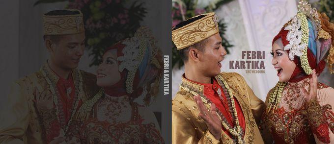 "Wedding Book Concept ""Ferbri & Kartika Wedding"" by headroom picture - 001"