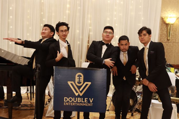 Entertainment Jazz Wedding JW Marriott Jakarta - Double V Entertainment by Double V Entertainment - 005