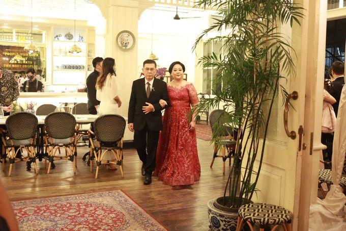 MC Wedding Intimate at Blue Jasmine Jakarta - Anthony Stevven by Anthony Stevven - 006