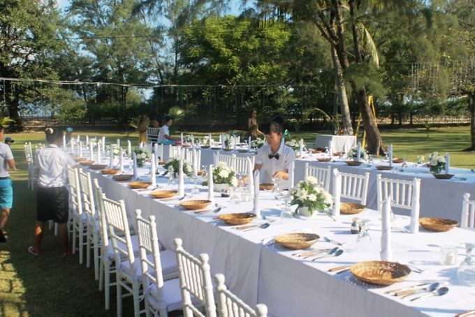 Wedding Catering by lombok wedding planner - 002