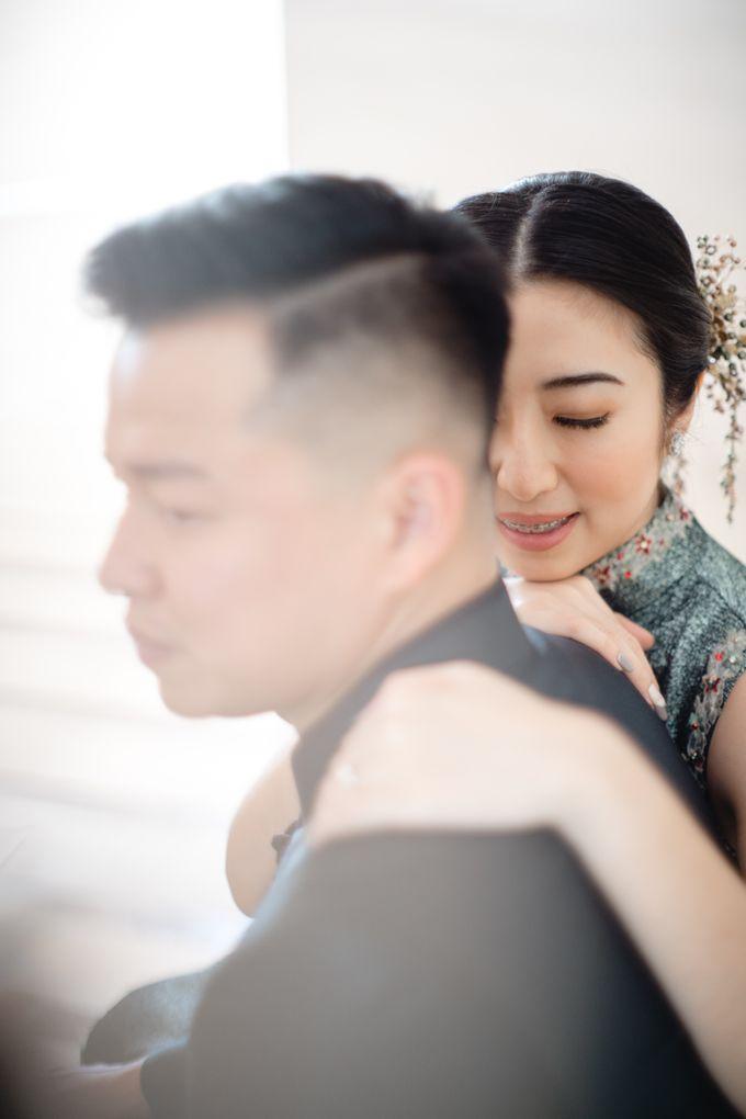 The Sangjit of Kenvry & Chrestella by Mandarin Oriental, Jakarta - 001
