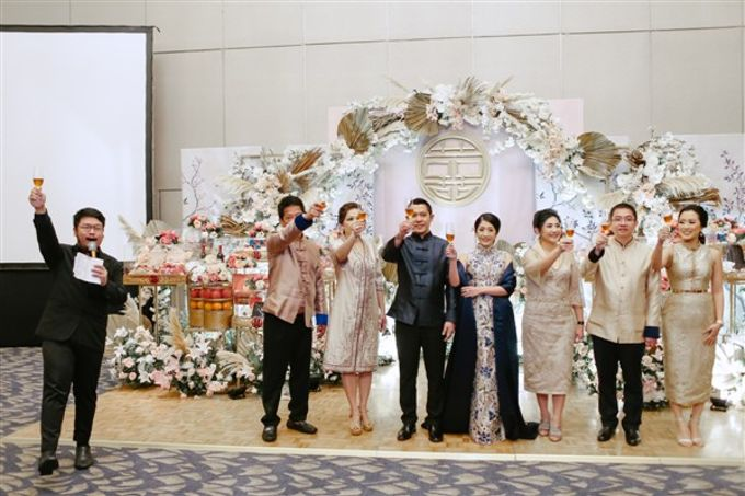 Sheraton Gandaria by Amoretti Wedding Planner - 007