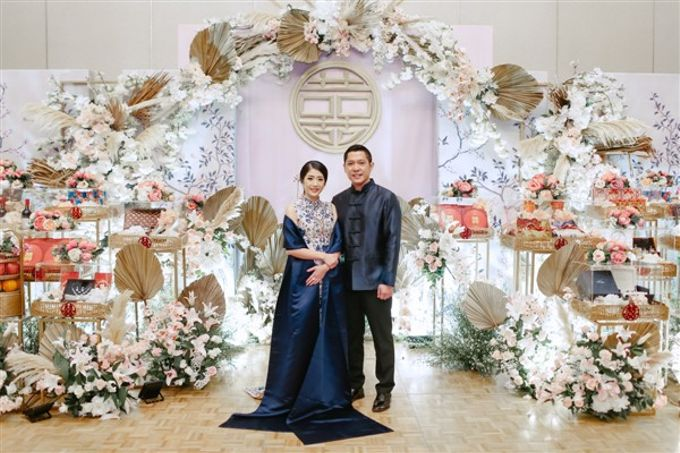 Sheraton Gandaria by Amoretti Wedding Planner - 001