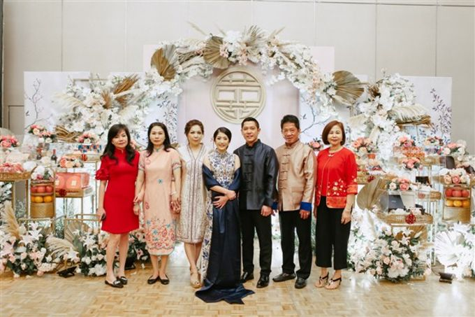 Sheraton Gandaria by Amoretti Wedding Planner - 026