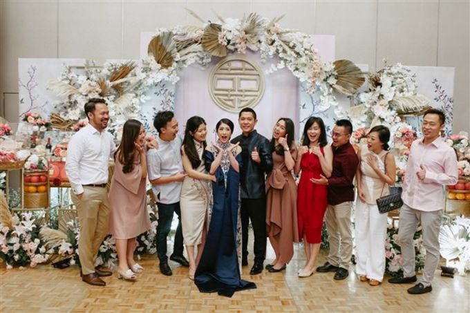 Sheraton Gandaria by Amoretti Wedding Planner - 027