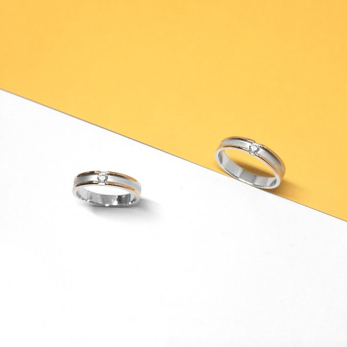 Diamond Wedding Ring eps 2 by Felicity Jewellery - 003