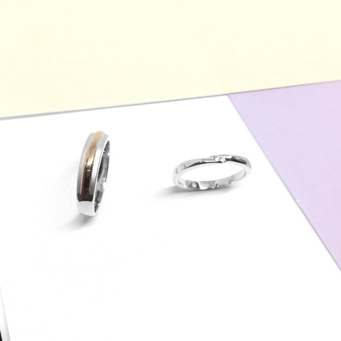 Diamond Wedding Ring eps 2 by Felicity Jewellery - 001