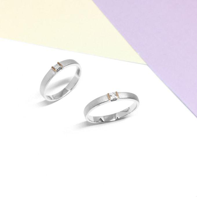 Diamond Wedding Ring eps 2 by Felicity Jewellery - 018