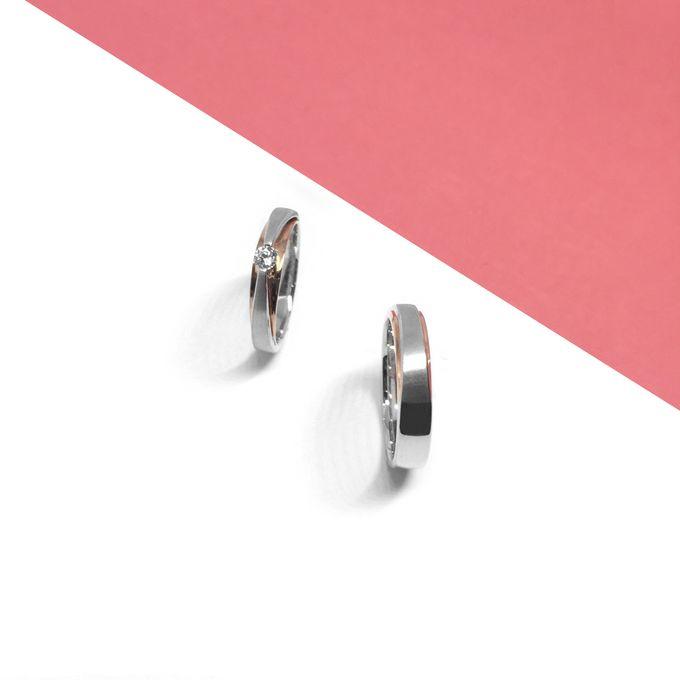 Diamond Wedding Ring eps 2 by Felicity Jewellery - 019