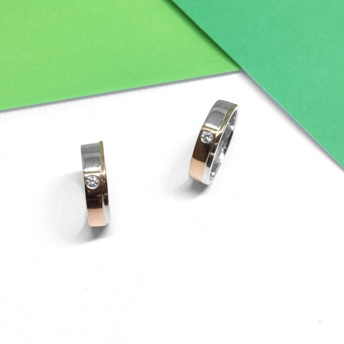 Diamond Wedding Ring eps 2 by Felicity Jewellery - 021