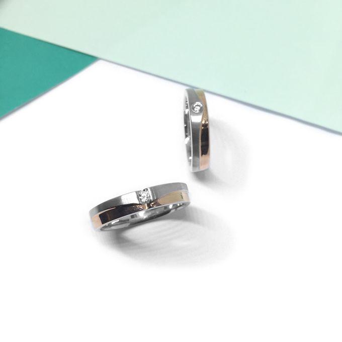 Diamond Wedding Ring eps 2 by Felicity Jewellery - 020