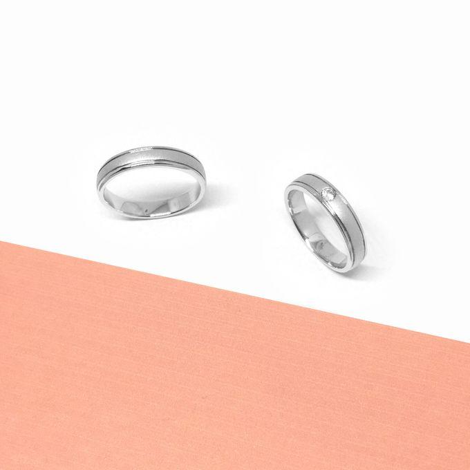 Diamond Wedding Ring eps 2 by Felicity Jewellery - 023