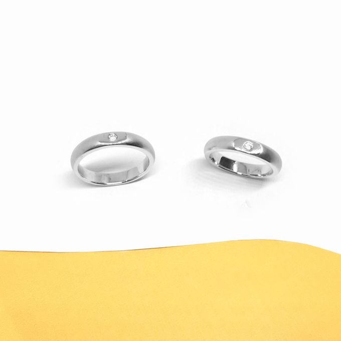 Diamond Wedding Ring eps 2 by Felicity Jewellery - 024