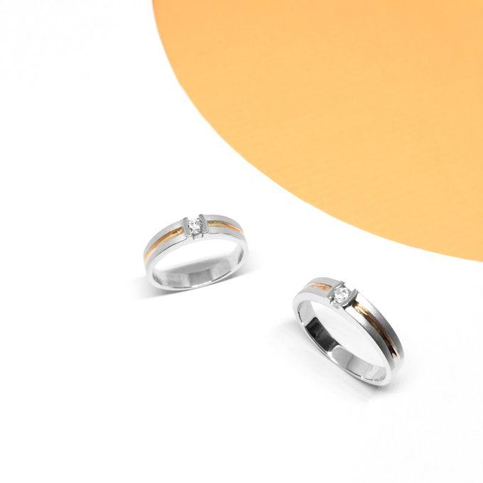 Diamond Wedding Ring eps 2 by Felicity Jewellery - 025