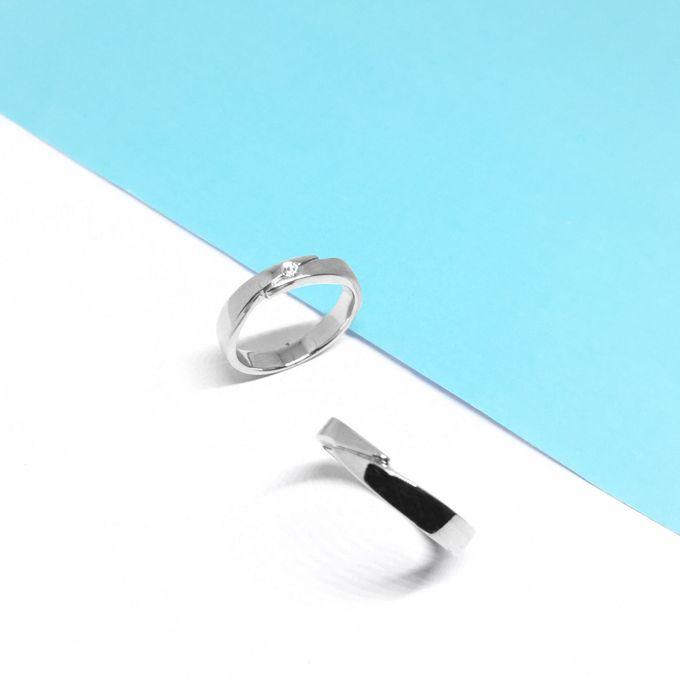 Diamond Wedding Ring eps 2 by Felicity Jewellery - 030