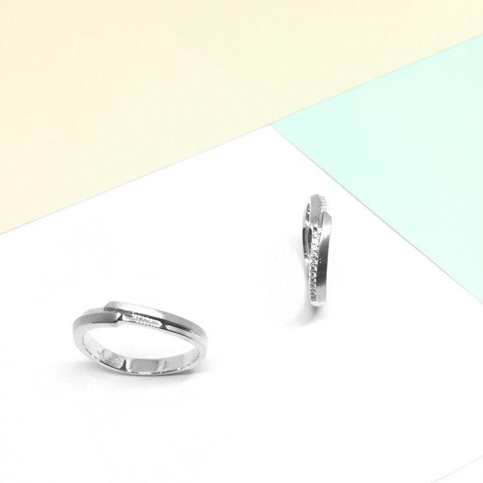 Diamond Wedding Ring eps 2 by Felicity Jewellery - 029