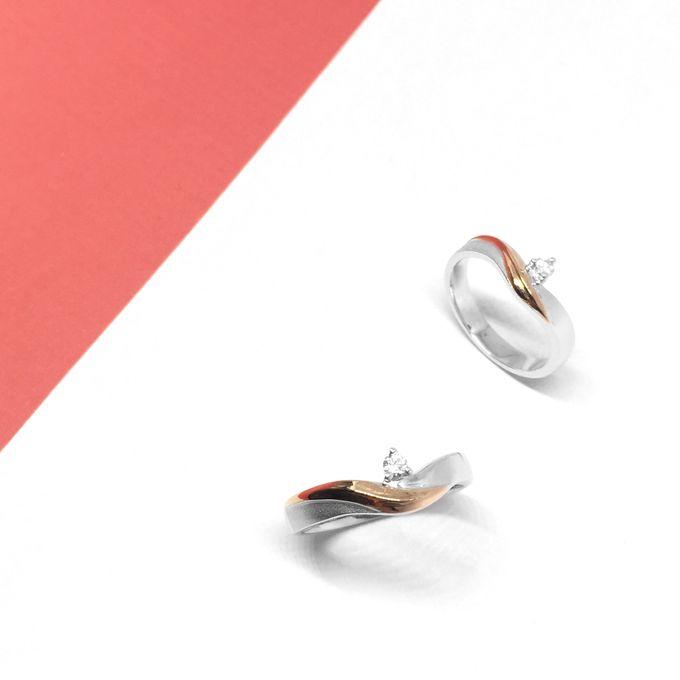 Diamond Wedding Ring eps 2 by Felicity Jewellery - 028