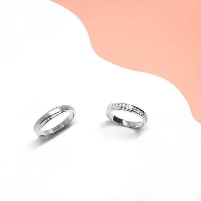 Diamond Wedding Ring eps 2 by Felicity Jewellery - 027