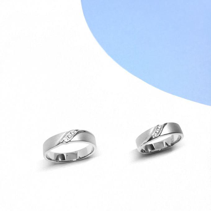 Diamond Wedding Ring eps 2 by Felicity Jewellery - 026