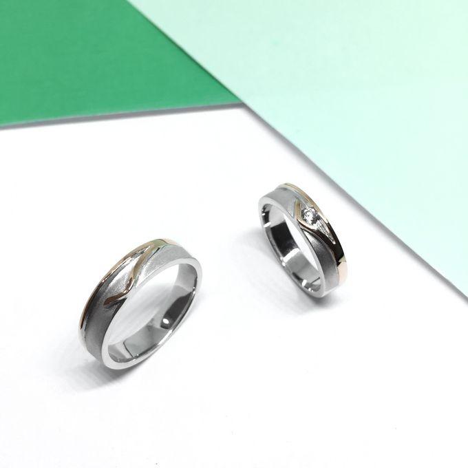 Diamond Wedding Ring eps 2 by Felicity Jewellery - 036