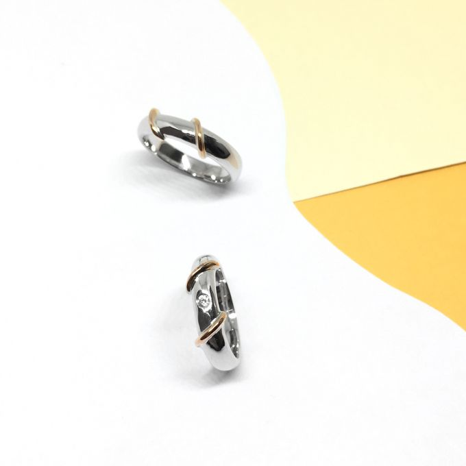 Diamond Wedding Ring eps 2 by Felicity Jewellery - 035