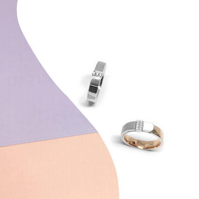 Diamond Wedding Ring eps 2 by Felicity Jewellery - 034