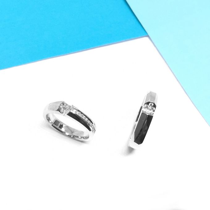 Diamond Wedding Ring eps 2 by Felicity Jewellery - 032