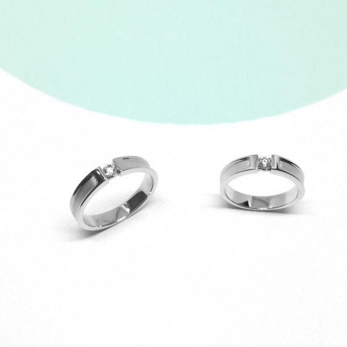 Diamond Wedding Ring eps 2 by Felicity Jewellery - 031