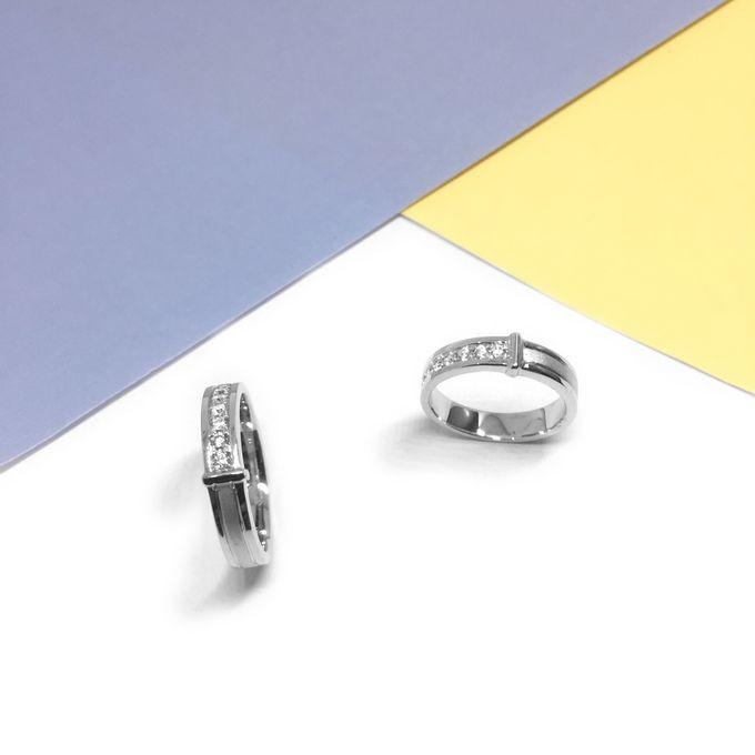 Diamond Wedding Ring eps 3 by Felicity Jewellery - 005