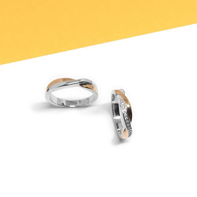 Diamond Wedding Ring eps 3 by Felicity Jewellery - 006