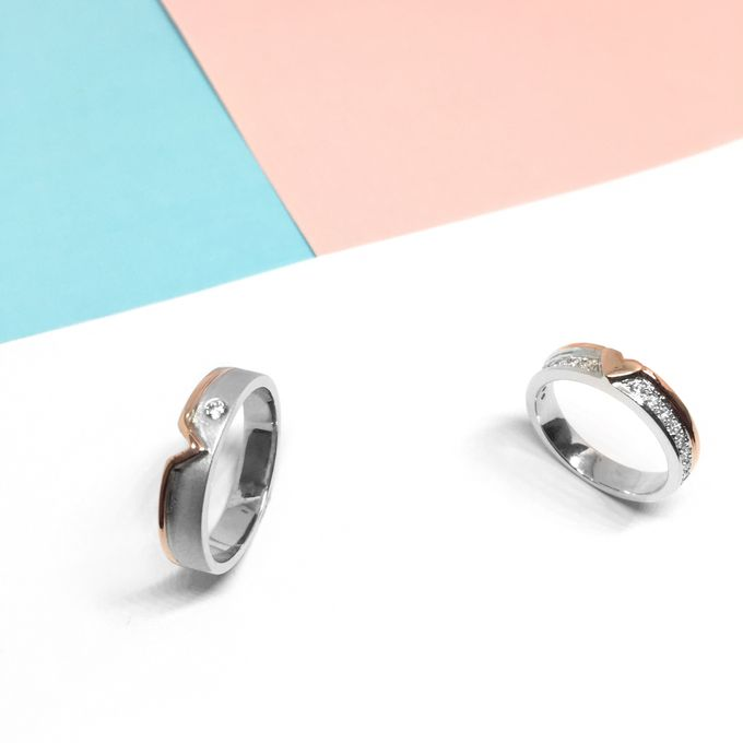 Diamond Wedding Ring eps 3 by Felicity Jewellery - 002