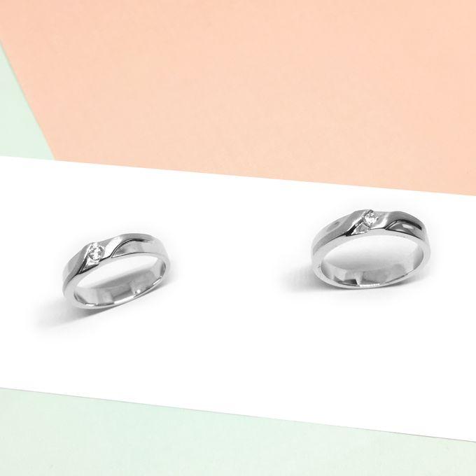 Diamond Wedding Ring eps 3 by Felicity Jewellery - 001