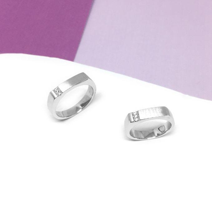 Diamond Wedding Ring eps 3 by Felicity Jewellery - 004