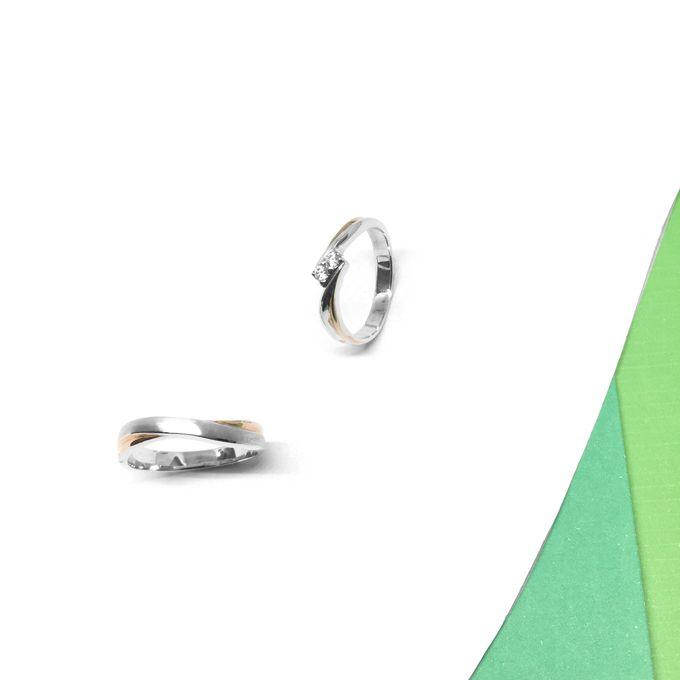 Diamond Wedding Ring eps 3 by Felicity Jewellery - 008