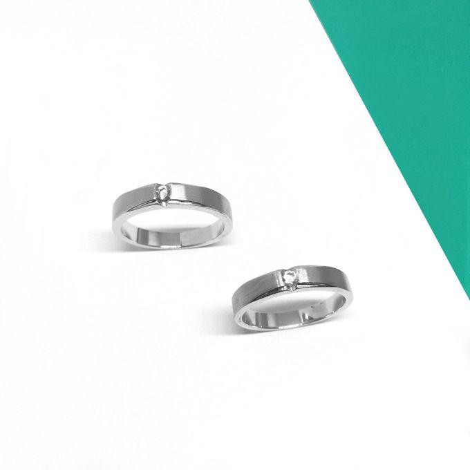 Diamond Wedding Ring eps 3 by Felicity Jewellery - 016