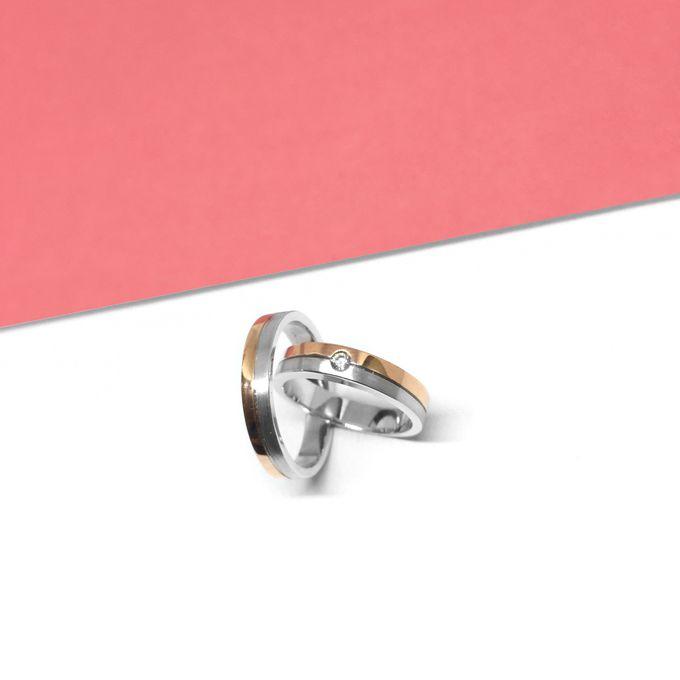 Diamond Wedding Ring eps 3 by Felicity Jewellery - 007