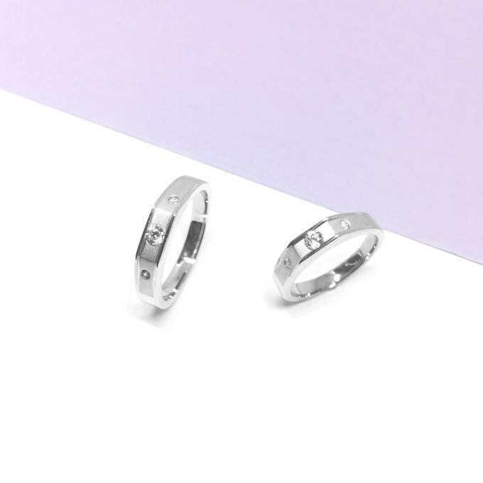 Diamond Wedding Ring eps 3 by Felicity Jewellery - 017