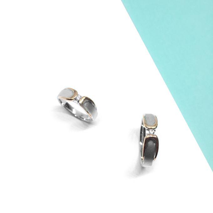 Diamond Wedding Ring eps 3 by Felicity Jewellery - 009