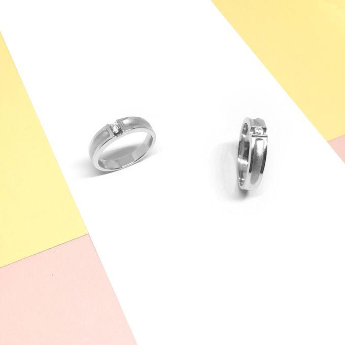 Diamond Wedding Ring eps 3 by Felicity Jewellery - 014