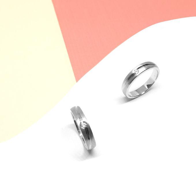 Diamond Wedding Ring eps 3 by Felicity Jewellery - 018