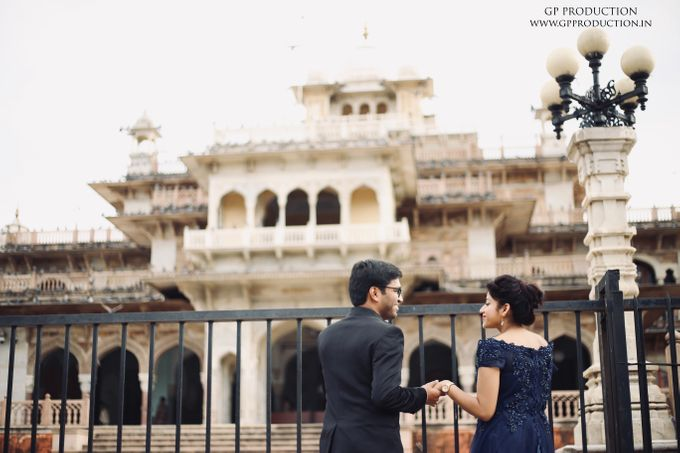 Pre Wedding Shoot by GP PRODUCTION - 024