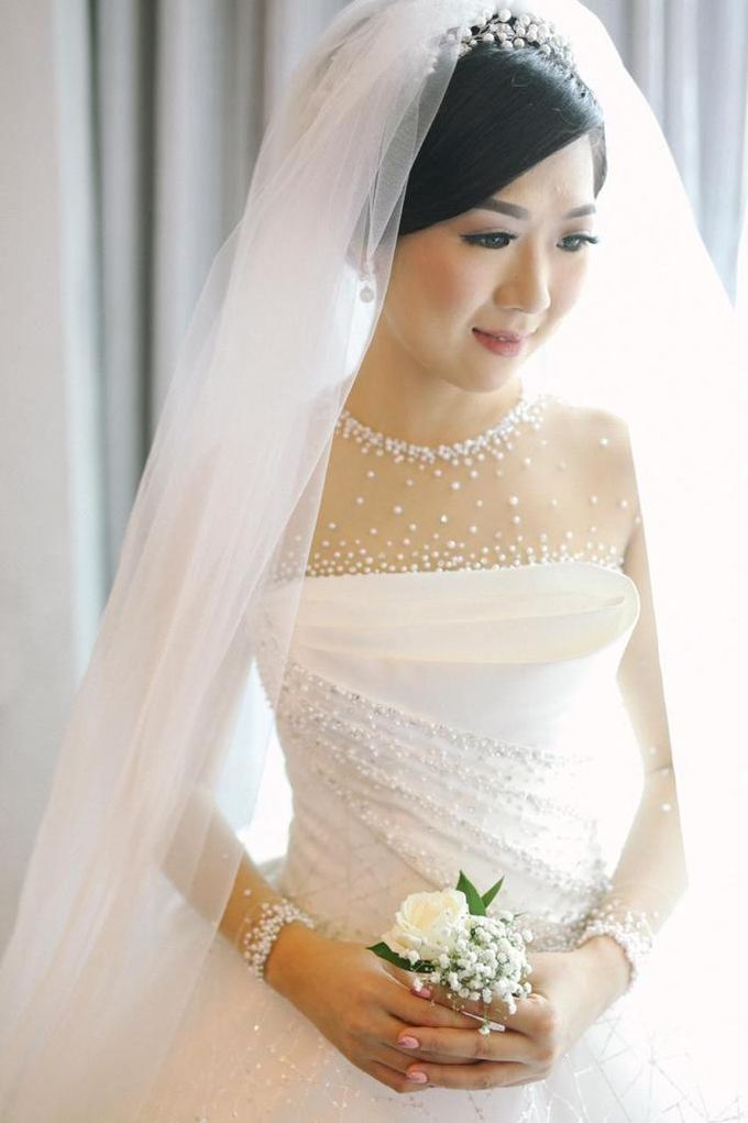 THE WEDDING OF EDWARD & NATALIE by The Wedding Boutique - 010