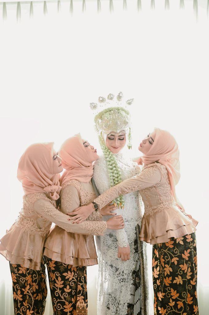 The Wedding of Dedy & Imda by Khayim Beshafa One Stop Wedding - 001