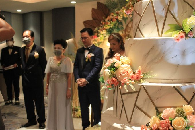 MC Wedding Double V Entertainment at JHL Solitaire Serpong by Double V Entertainment - 010