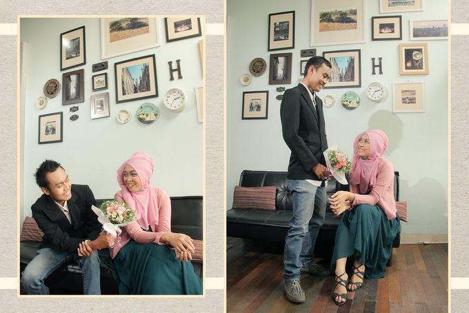 Pre Wedding - Martalina & Riza by Ennea Pictures - 003