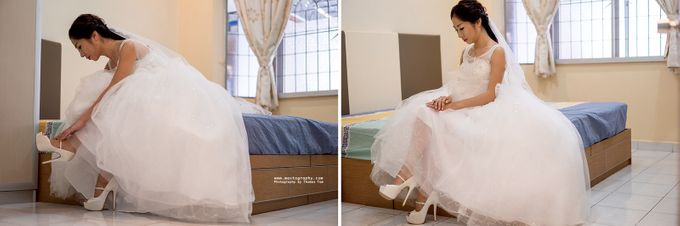 Bride Mandy by Moments Shoe - 001