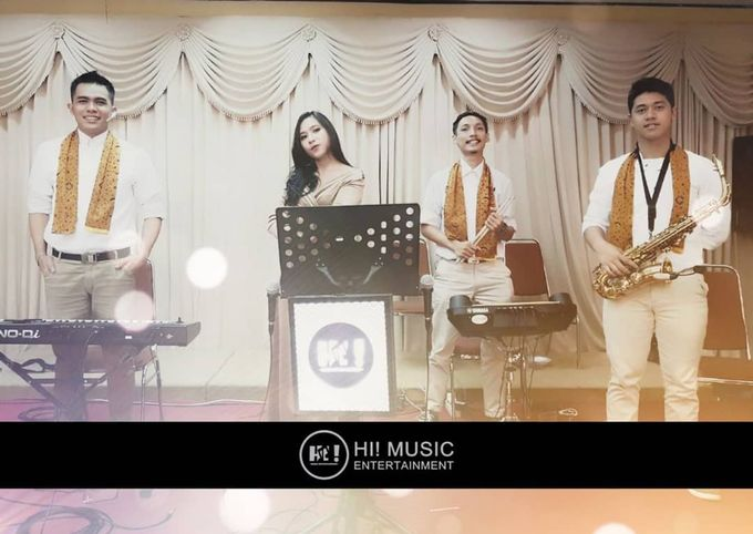 Wedding Reception Events (The Band) by Hi! Music Entertainment - 002