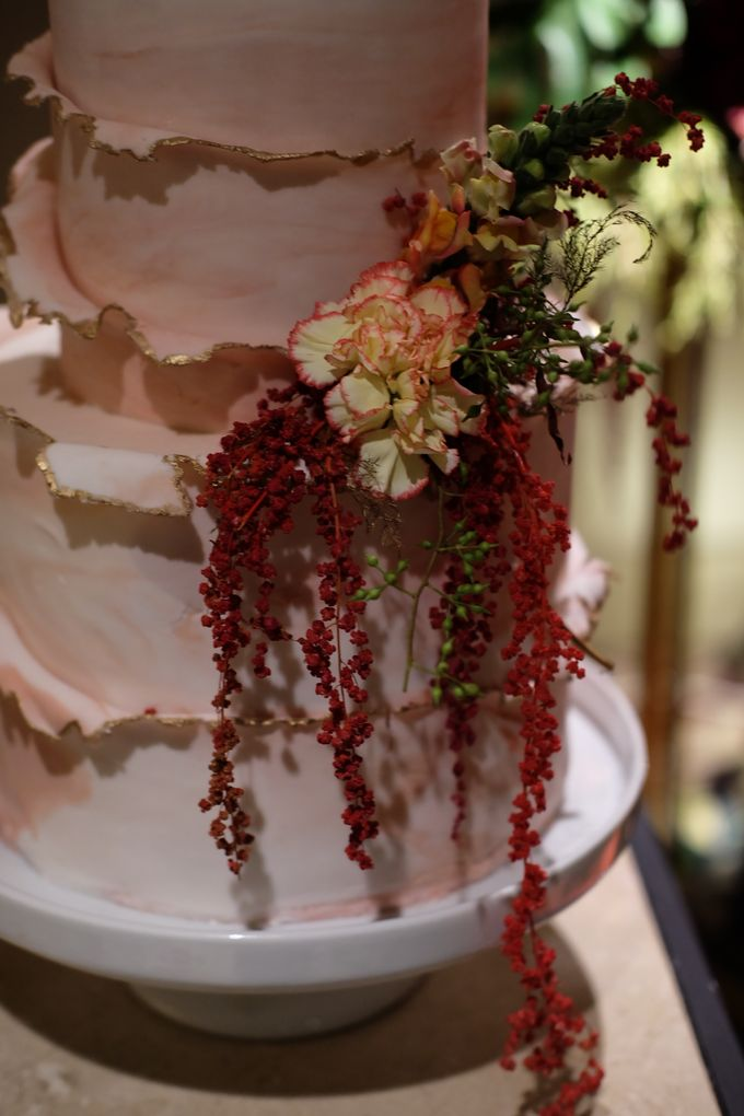The Wedding Celebration of Celia & Erwin by KAIA Cakes & Co. - 003